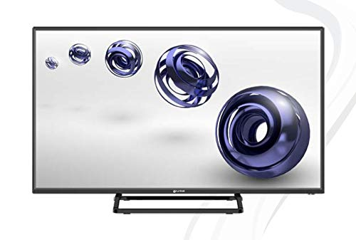 Grunkel - LED-4019 SMT - Televisor LED Full HD Smart TV Wi-Fi Android - 40 pulgadas - Negro