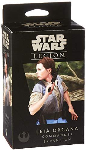 Fantasy Flight Games Star Wars Legion Leia Organa - English