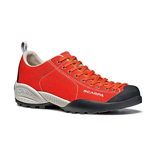 Scarpa Mojito, Chaussures de Trail Homme, Fresh Coral BM Spider, 41 EU