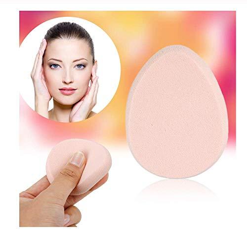 KUSAWE Esponja de maquillaje 2 Piezas Esponja cosmética Puff Mujeres señora Belleza Maquillaje Fundación Contorno esponjas faciales Powder Puff A