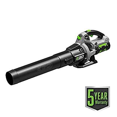 EGO 110 MPH 530 CFM Variable-Speed Turbo 56-Volt Lithium-ion Cordless Electric Blower w/2.5Ah Battery and Charger Included