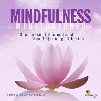 Mindfulness Meditasjoner (Oppmerksomt til stede med åpent hjerte og stille sinn)