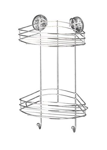 Seifenhalter Vacuum-Loc Eckregal