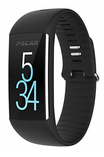 Polar Fitnesstracker A360, schwarz, M, 90057421