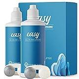 meineLinse (ehemals Oculsoft) ® Easy All-in-One Lösung 2 x 380ml Doppelpack Pflegemittel für Kontaktlinsen