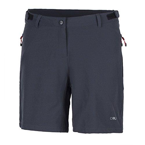 CMP Damen Rad Mountain Bike Shorts, Asphalt, 42