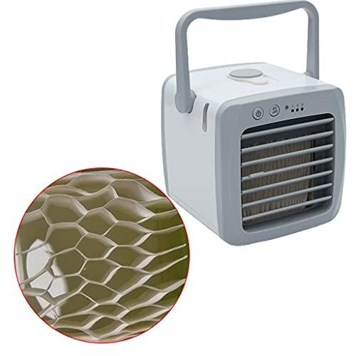 AIYIYOO Ventilatori di Moda Portatile Piccolo Condizionatore D'aria Ventilatore Portatile AC con 3 Velocità Del Vento Condizionatore D'aria Personale per Home Room Office