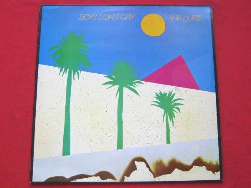 Cure Boys Don't Cry LP Fiction SPELP26 EX/VG 1983