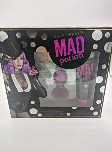 Katy Perry Mad Potion Set Shower Gel 75 ml EDP 15 ml 1er Pack 90 ml