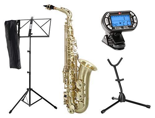 Set de saxofón alto Classic Cantabile AS-450 pulido