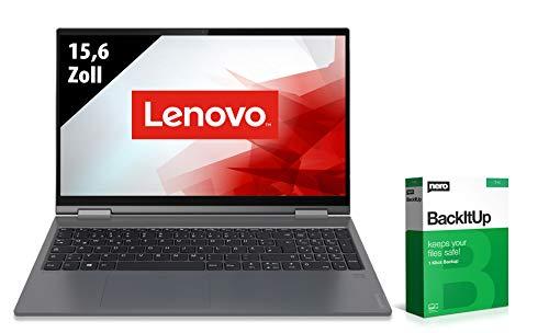 Preisvergleich Produktbild Lenovo IdeaPad Flex 5 / Notebook / 15, 6 Zoll / Intel Core i7-1065G7 @ 1, 3 GHz / 16GB RAM / 1000GB SSD / Nvidia GeForce MX330 / FHD (1920x1080) / Webcam / Win10Home (Zertifiziert und Generalüberholt)