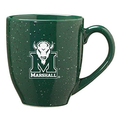 Marshall University - 16-ounce Ceramic Coffee Mug - Green