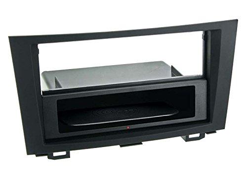ACV Adaptateur de façade Soft Touch 2-DIN Inbay pour Honda CR-V > Noir