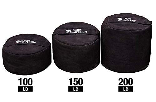 Ludus Imperium Training Sandbag, Heavy Duty Workout Sandbags for Training, Fitness, Cross-Training & Exercise, Workouts, Sandbag Weights