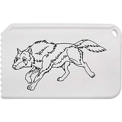 Azeeda 'Wolf' Kunststoff-Eiskratzer (IC00017325)