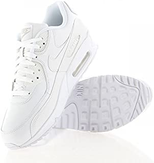 [ナイキ] AIR MAX 90 LEATHER (302519 113) WHITE/WHITE [並行輸入品]