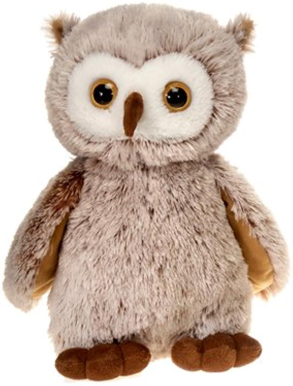 Sitting Great Horned Owl 16  By Fiesta