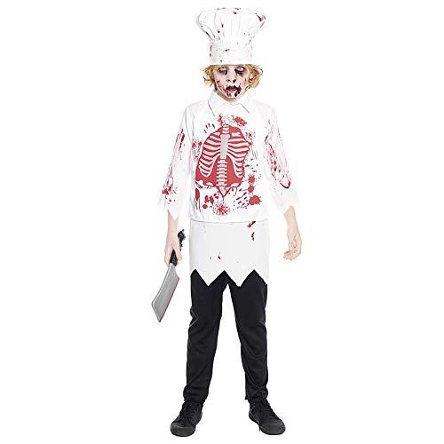 Disfraz Zombie Cocinero para niño(4-6 años) 20115
