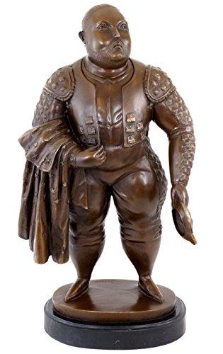 Escultura de bronce – Botero Torero – Firmada – Fernan