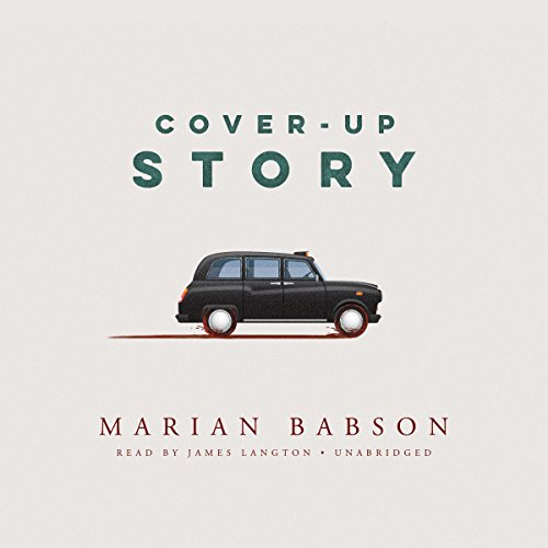 Cover-Up Story audiobook cover art
