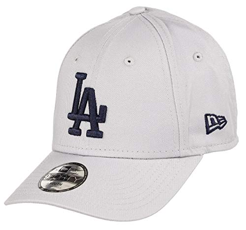 New Era Los Angeles Dodgers 9forty Adjustable Kids Cap League Essential Grey/Blue - Youth