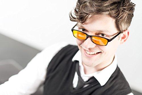 Product Image 1: PROSPEK Blue Light Blocking Glasses – Computer Glasses – Elite