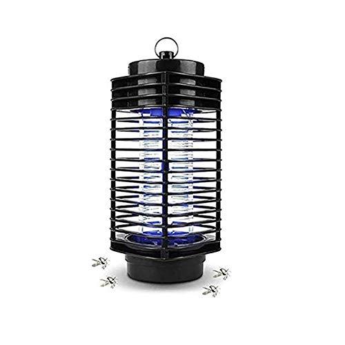 Atheta Lámpara Antimosquitos Eléctrico UV LED Lámpara de Mosquito Trampas para Insectos Mata Mosquitos Moscas Destructora de Insectos Interior y Exterior
