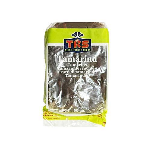 TRS Tamarind 400 Gramm Packung Tamarins Tamarinden