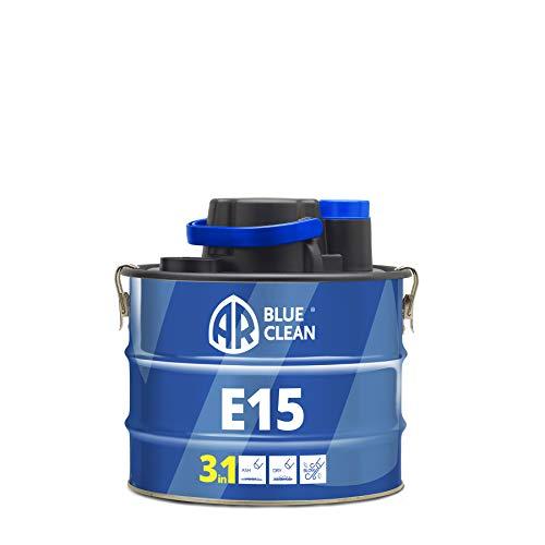 Annovi Reverberi E15 Aspirador multifunción, Gris/Negro