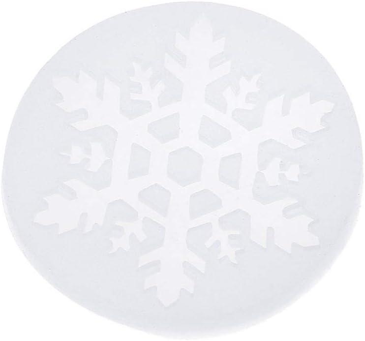 ciriQQ Molde de silicona para manualidades