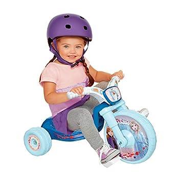 Disney Frozen 2 Frozen 2 Fly Wheels 10  Junior Cruiser Ride-On with Sound Effects Button! Ages 2-4
