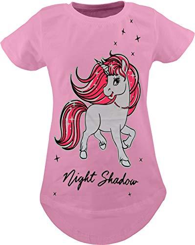 Camiseta de manga corta con diseño de unicornio, reversible, con lentejuelas, para...