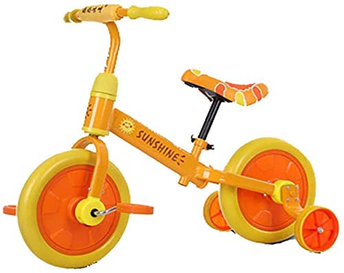 1yess Modell Kids Dreirad Kinder Pedal Fahrrad 2-6 Jahre alt Mädchen Fahrrad Hoher Kohlenstoffstahl Babywagen B, Farbe: D Puzzle (Farbe: B) 8bayfa (Color : H)