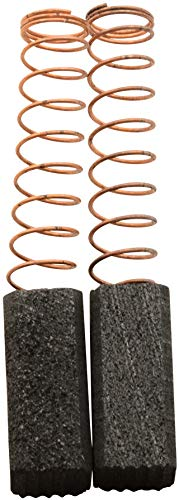 Escobillas de Carbón para CASALS C500 2P taladro - 6,4x6,4x15mm - 2.4x2.4x5.9