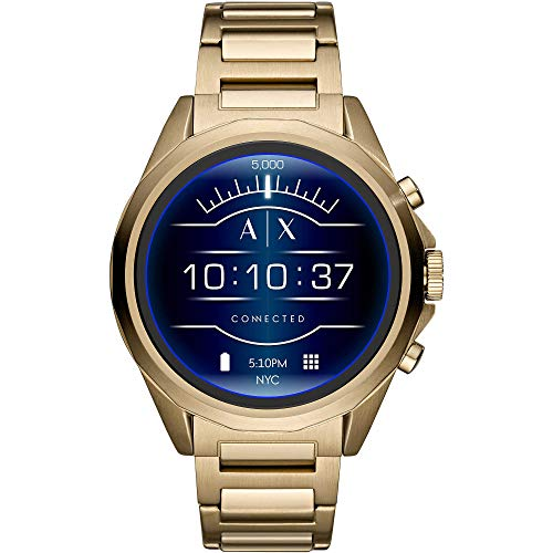 Armani Exchange Reloj de Bolsillo Digital AXT2001