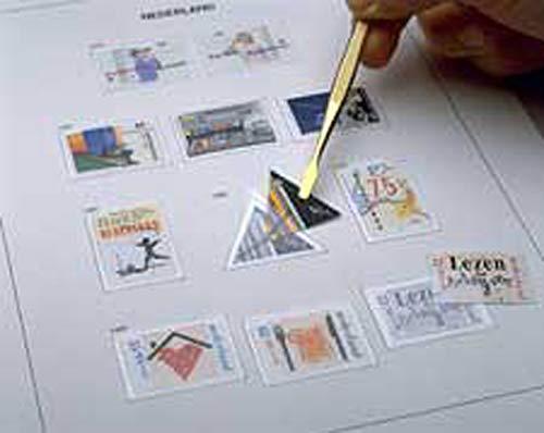 DAVO 17452 Luxe index stamp album Poland VII 2000-2006