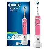 Oral-B Vitality 100 Pink Cross Action Brosse À Dents Électrique Par Braun