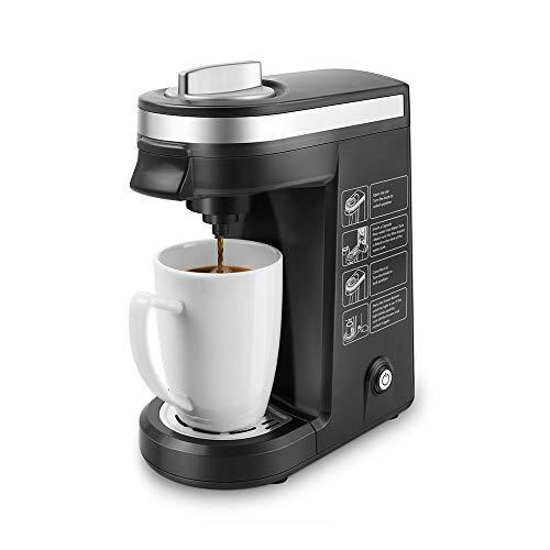 Kleine professionele koffiemachine Professionele koffiemachine Commerci?le halfautomatische Italiaanse pomp met één kop Stoompomp Eén machine