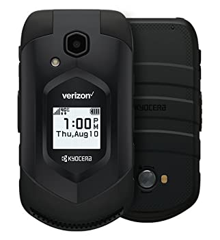 Kyocera DuraXV LTE E4610 Verizon Wireless Rugged Waterproof Flip Phone  Renewed