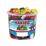 Haribo Super Mario Special Edition Fruchtgummi mit Schaumzucker 570g