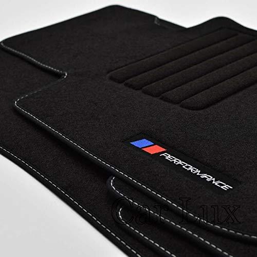 Car Lux AR04064 Tapis sur mesure pour BMW Série 3 E93 Cabrio