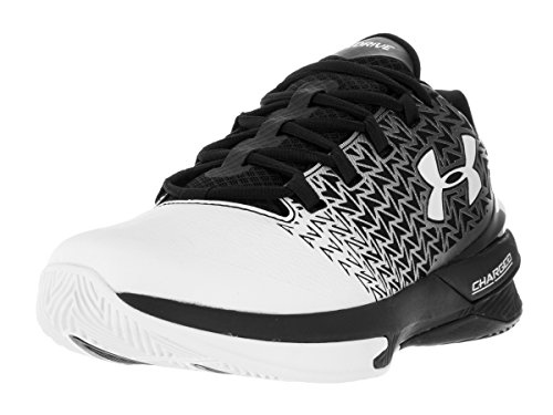 Under Armour Men's UA ClutchFit Drive 3 Low Basketball Shoes Black - 8.5