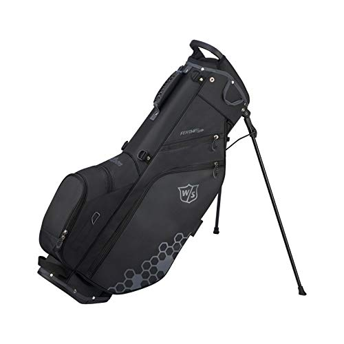 WILSON Staff Plume Sac Transport - Noir