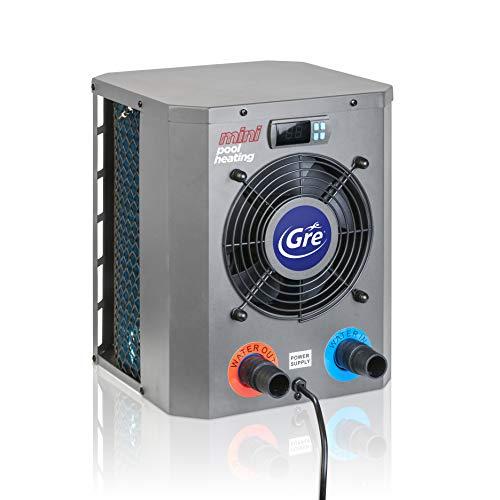 GRE HPM20 - Mini pompe à chaleur pour piscine hors sol jusqu'à 20 m3