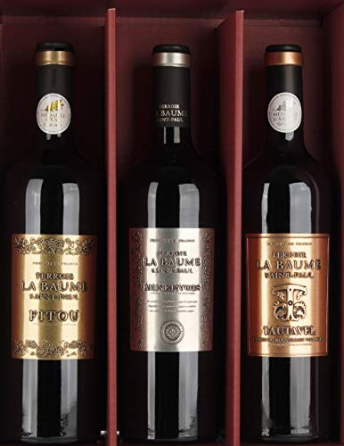Coffret Cadeau de Vin Heavy Metal Languedoc-Roussillon 2,25 L