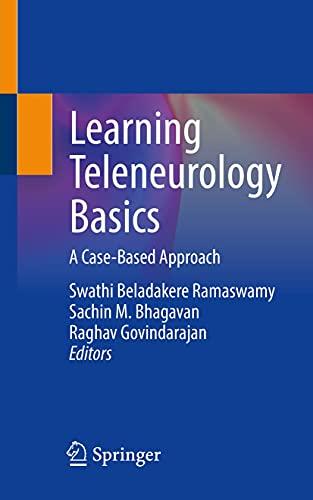 Learning Teleneurology Basics: A Case-Based Approach (English Edition)