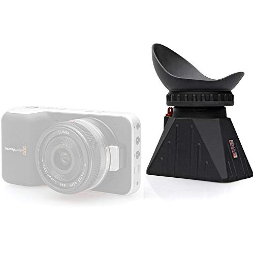 "Zacuto Camera Z-Finder for Blackmagic Pocket Cinema Camera 3.5"" LCD Screen"