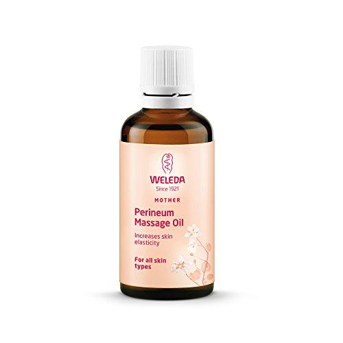 Weleda - Soin pour la grossesse - Huile de Massage du périnée