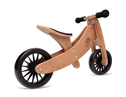 Kinderfeets, Tiny Tot PLUS Balance Bike, 18 - 48 Months - Bamboo