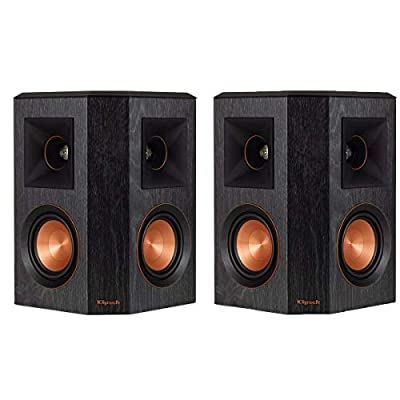 Klipsch RP-402S Reference Premiere Surround Speakers - Pair (Ebony) from Klipsch